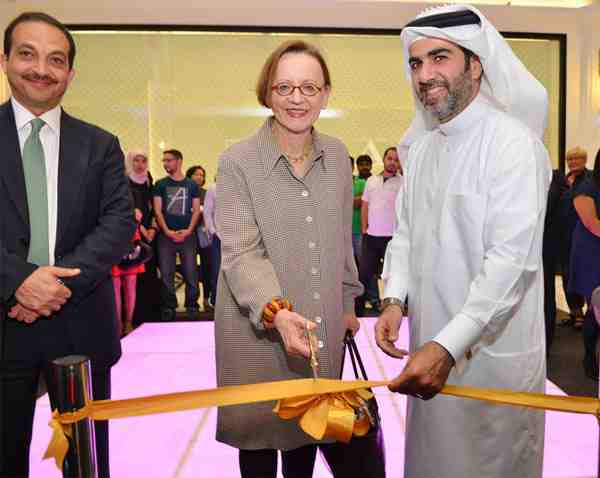 Gelco's Opening in Qatar